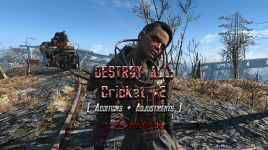 DESTROY ALL Cricket v2