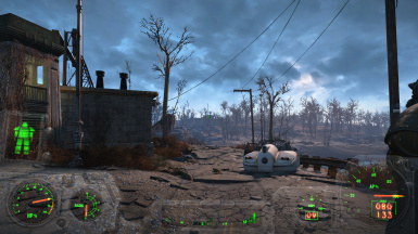 DIfferent Colours for Power Armour hud at Fallout 4 Nexus - Mods and