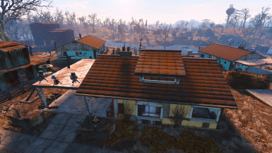 Repaired Roofs 2