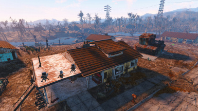 Repaired Roofs 4
