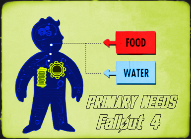 Primary Needs (Realism - Food and Water)