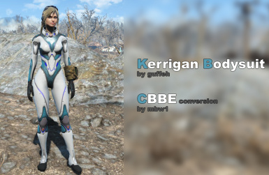 Kerrigan Bodysuit (by guffeh) CBBE conversion