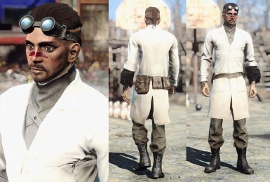 Wasteland Scientist