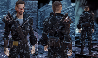 Eli's Armour Collection Remade - Vanilla and CBBE