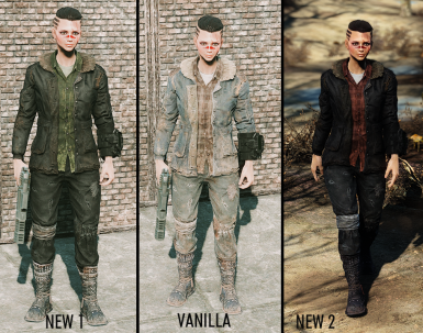 Rustic Army Outfit