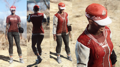 Nuka Cola attire