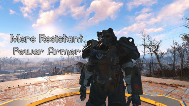 Better Power Armor - A Power Armor Overhaul