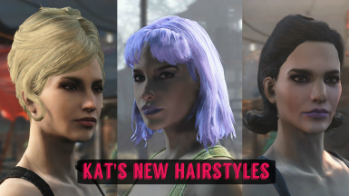 Kat's New Hairstyles