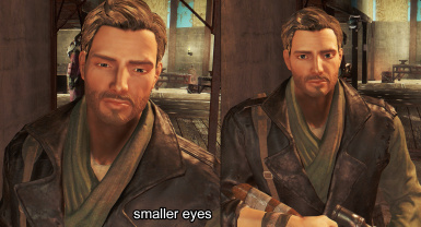 Better Looking Maccready (Two Versions)