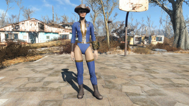 FO4 Creating Custom Outfits and Armors