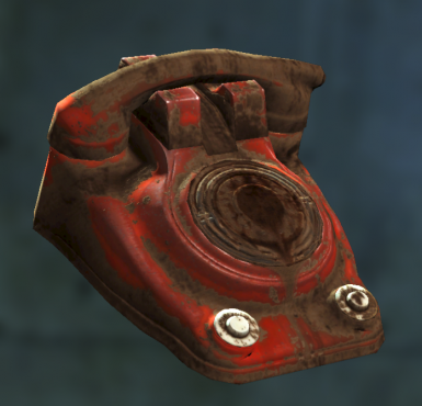 telephone retexture at fallout 4 nexus   mods and  munity