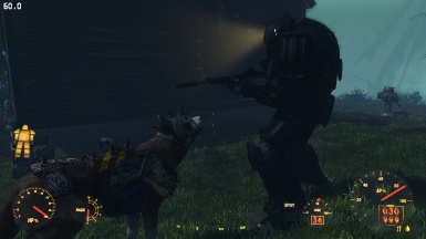 Dogmeat Likes the New CPA Update with Paint Job
