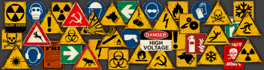 Big mess - All 0-6 wall signs