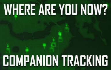 Where Are You Now - Companion Tracking