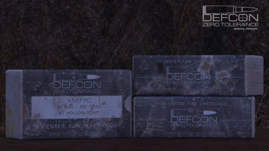 50 Ammo Boxes