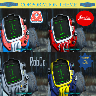 Aether89 Pip-Boy Customisation Pack