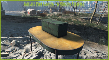 Labelled Foot Lockers - A Modders Resource