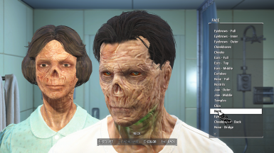 fallout 4 edit character appearance console command