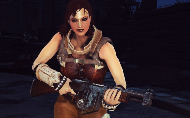 Cait - Femshep Replacer