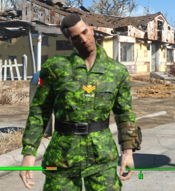 Canadian Armed Forces Uniform at Fallout 4 Nexus - Mods and community