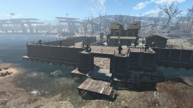 Snappable Covenant Walls at Fallout 4 Nexus - Mods and community