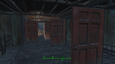 ScreenShot2 ... & Auto Doors at Fallout 4 Nexus - Mods and community