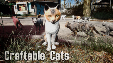Craftable Cats