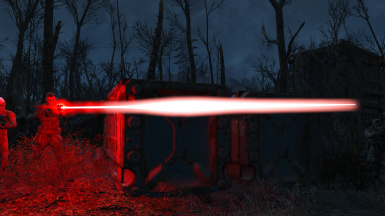 Laser Bolt FX Fallout 4 edition