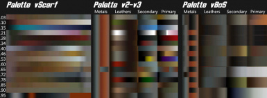 Palette Guide previewScarf