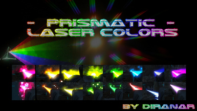 Prismatic - Laser Colors V1.0