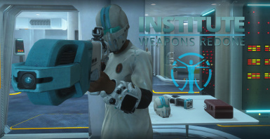 Institute Weapons Redone