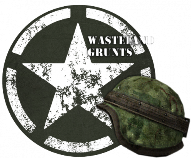 Wasteland Grunts - Gunners reimagined