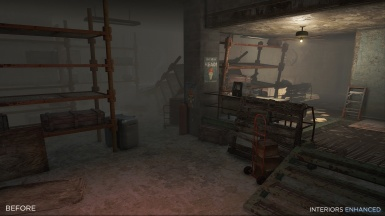 Interiors Enhanced - Darker Ambient Light and Fog