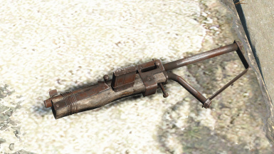 Pipe weapon wood furniture retexture at Fallout 4 Nexus - Mods and