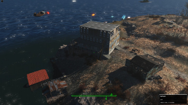 Rebuilt Spectacle Island