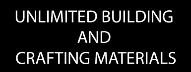 Unlimited Building and Crafting Materials