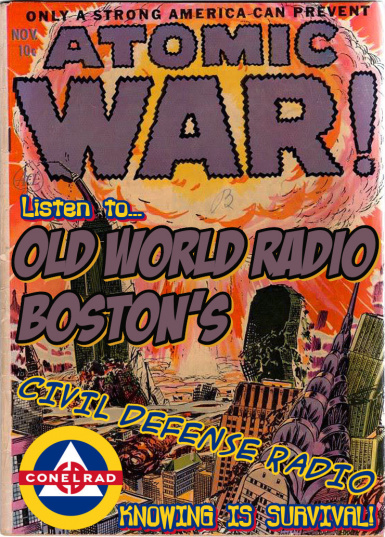 Civil Defense OWR Comic