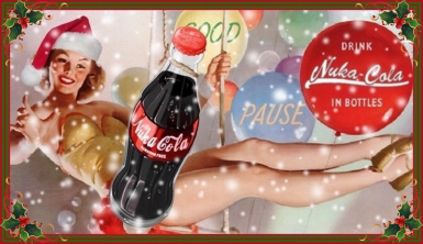 Christmas Nuka Cola