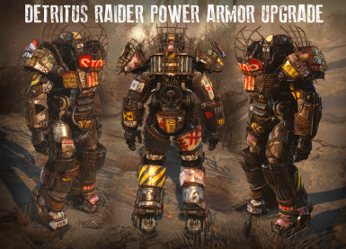 Raider Overhaul WIP at Fallout 4 Nexus - Mods and community
