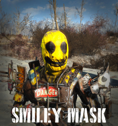 Smiley Mask