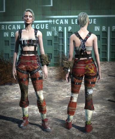 Scavenger Outfit