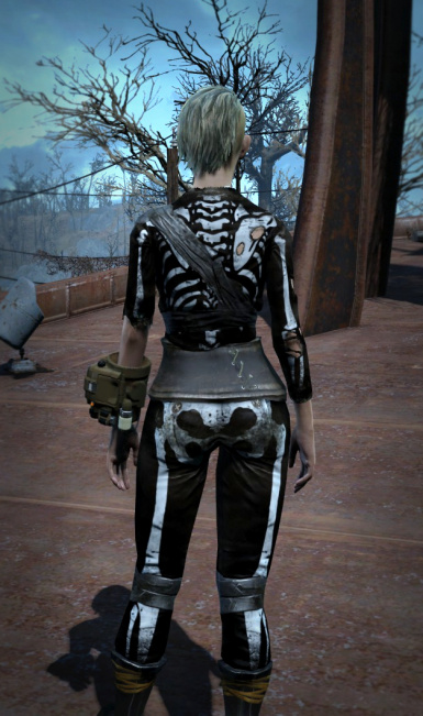 Skeleton Costume 2