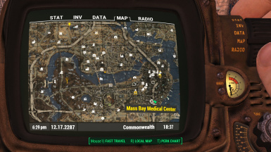 Zoom out Extended for World and Local Maps For 2K 4K 8K World Maps