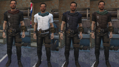Padded Road Armours2