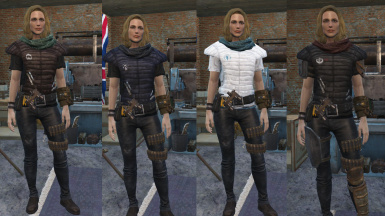 Padded Road Armours