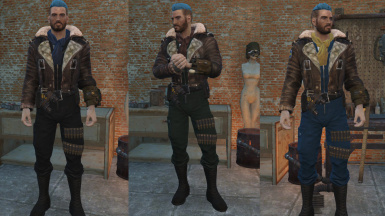 Gunsmiths Outfits