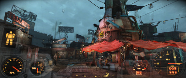 Ultra Widescreen Patches at Fallout 4 Nexus - Mods and community