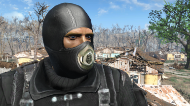ColdAvenger Expedition Balaclava In Game