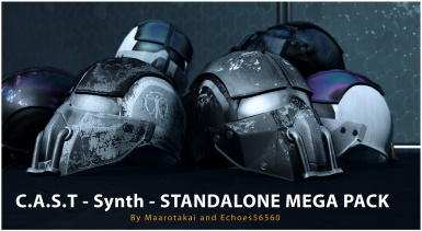 Synth Armors and Uniforms - Standalone Mega Pack - C.A.S.T