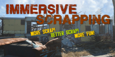 Immersive Scrapping Banner v2